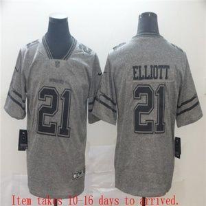 Dallas Cowboys Ezekiel Elliott Jersey